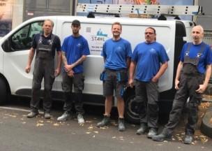 Team von Stahl Elektro